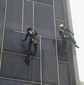 jasa pembersih kaca gedung jakarta